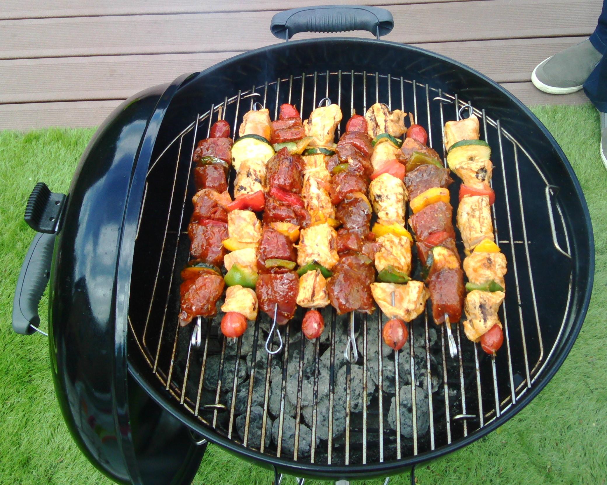 Barbecue en ligne c'est parti!